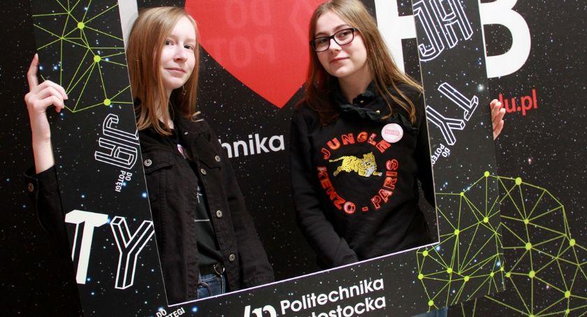 Wiadomości, Kobiety opanowały Politechnikę Białostocką - zdjęcie, fotografia