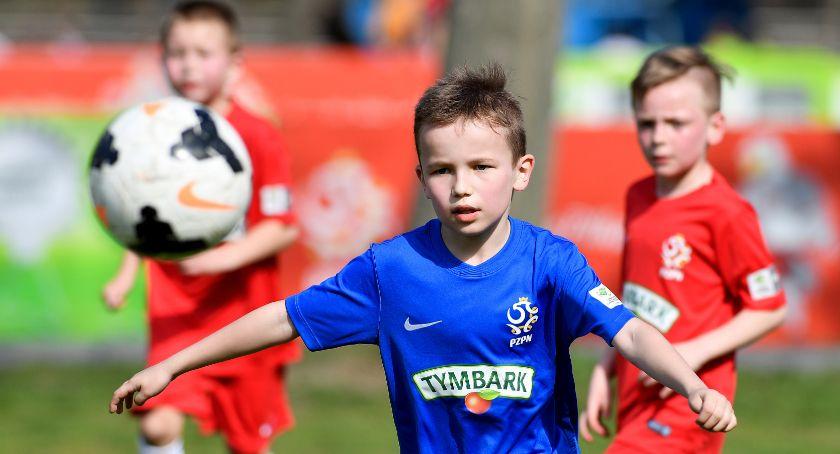 Piłka nożna, Wkrótce poznamy talenty piłkarskie województwa podlaskiego - zdjęcie, fotografia