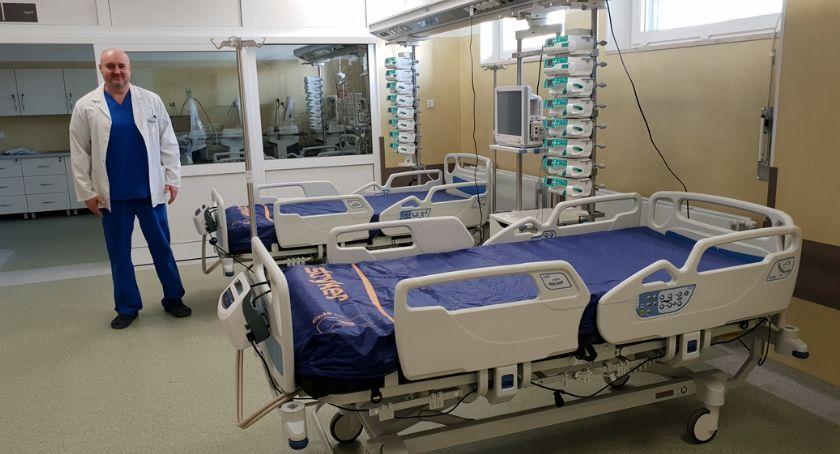 Wiadomości, Łapski szpital dziś będzie miał oddział - zdjęcie, fotografia