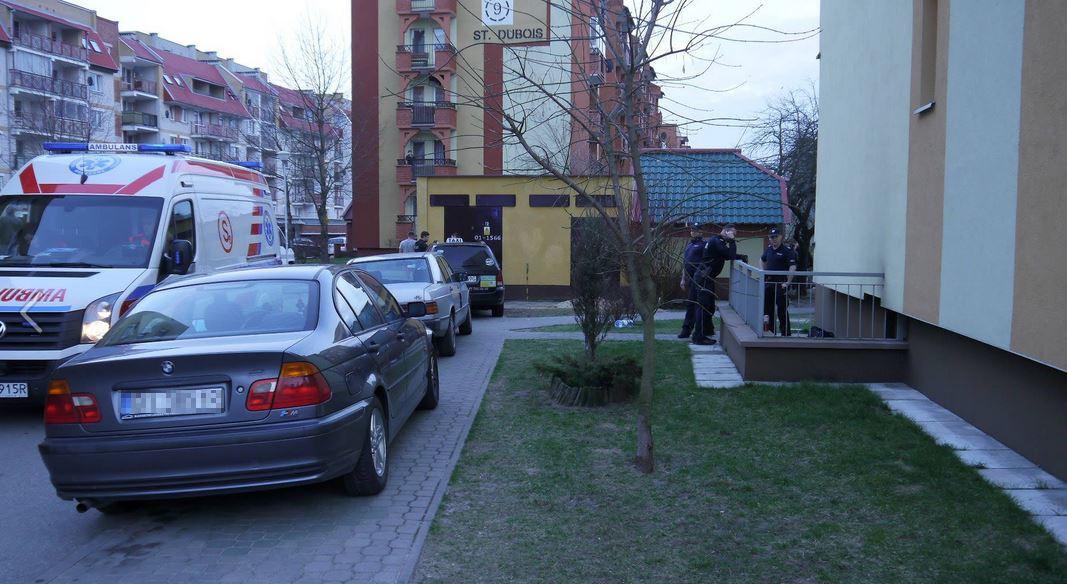 Wiadomości, Zwęglone zwłoki Nowym Mieście - zdjęcie, fotografia
