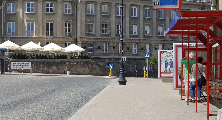 Wiadomości, Zielone przystanki Białymstoku będą razie - zdjęcie, fotografia