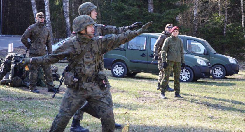 Wiadomości, Podlaska Obrona Terytorialna świetnie spisała zawodach - zdjęcie, fotografia