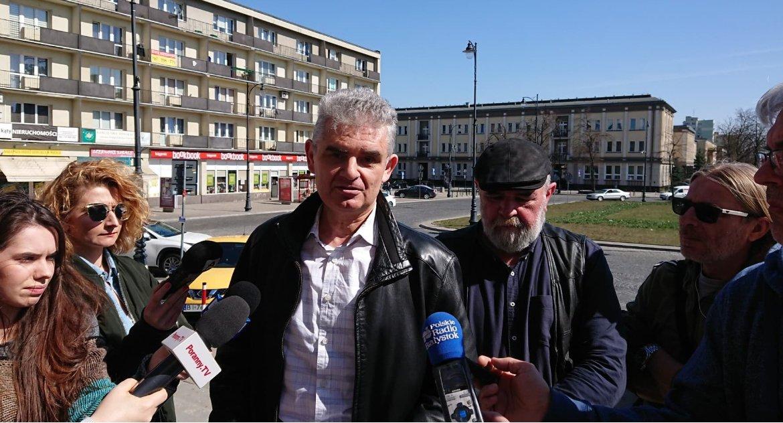 Wiadomości, Aktywiści Placu zaskoczeni wynikami konsultacji Nadal będą walczyć zmiany - zdjęcie, fotografia