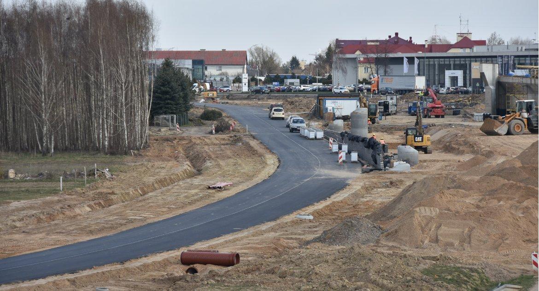Wiadomości, Duża inwestycja duże utrudnienia ruchu świętach rusza kolejny budowy węzła Porosły - zdjęcie, fotografia