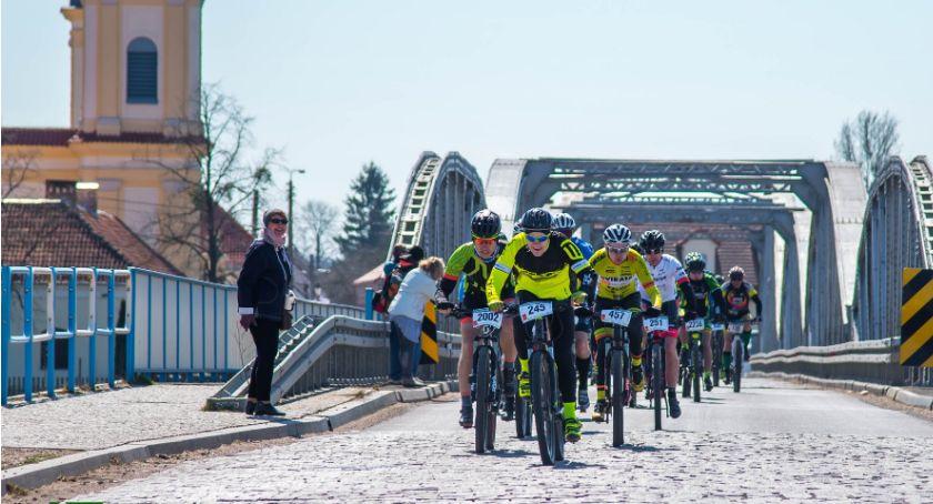 Sport, Przez Tykocin przejechał Maraton Kresowy - zdjęcie, fotografia