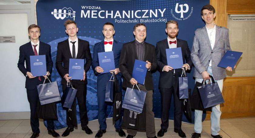 Wiadomości, Indeksy Politechnikę Białostocką wręczone uroczyście - zdjęcie, fotografia