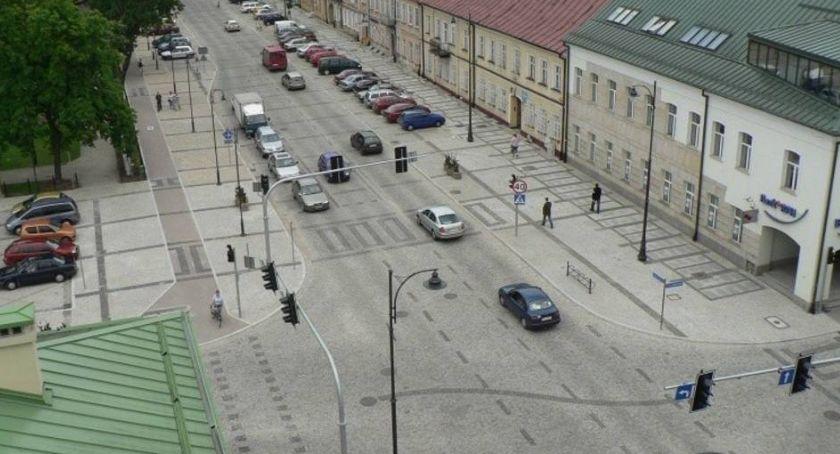 Wiadomości, Rozpoczyna remont ulicy Kościuszki Suwałkach - zdjęcie, fotografia