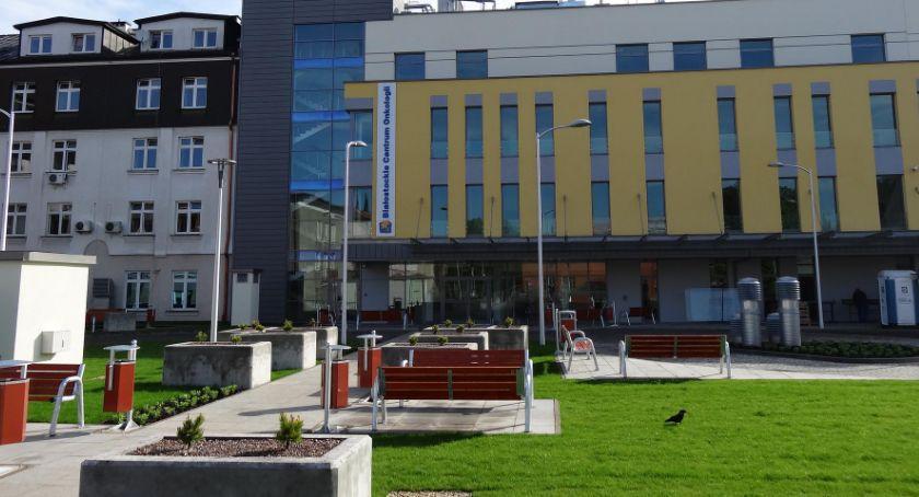 Wiadomości, Białostockie Centrum Onkologii otrzymało złotych przebudowę - zdjęcie, fotografia