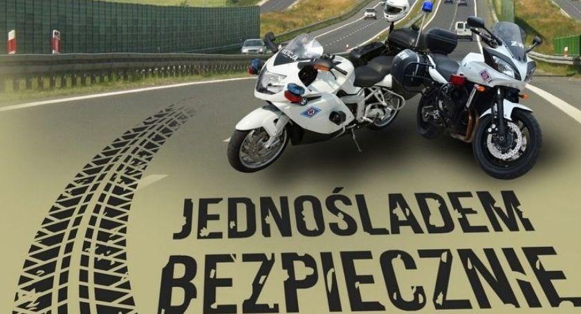 Motoryzacja, Motocyklem bezpiecznie Ruszyła kolejna akcja Policji - zdjęcie, fotografia