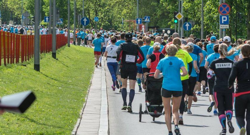 Sport, Niedziela Półmaratonem Kierowcy znów przeżyją gehennę - zdjęcie, fotografia