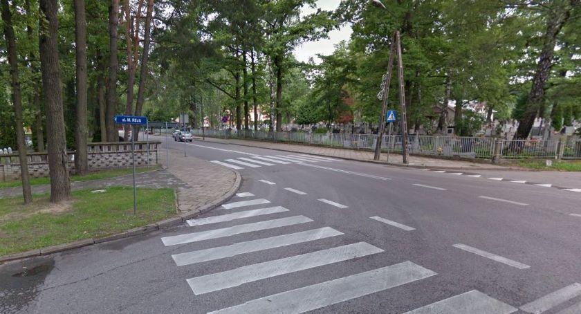 Wiadomości, Włodzimierz Cimoszewicz potrącił rowerzystkę trzeźwy - zdjęcie, fotografia