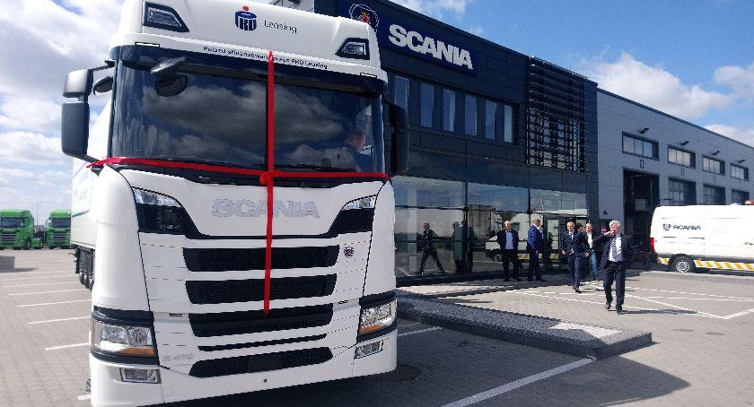 Gospodarka, Firma Kleosina podlaski prekursor ekologicznego transportu Takich samochodów więcej - zdjęcie, fotografia