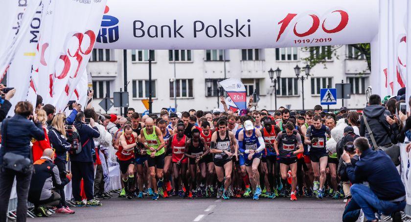 Sport, Ledwie skończył jeden Półmaraton można zapisać kolejny - zdjęcie, fotografia