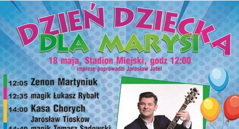 Wiadomości, Dzień Dziecka Marysi festyn Wasilkowie sobotę - zdjęcie, fotografia
