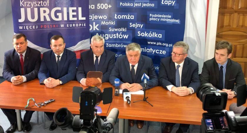 Polityka, Krzysztof Jurgiel obiecuje wsparcie rodzimego przemysłu - zdjęcie, fotografia