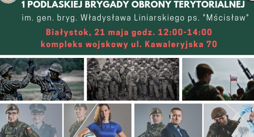 Wiadomości, Terytorialsi będą świętować jednostce wojskowej Zapraszają siebie białostoczan - zdjęcie, fotografia