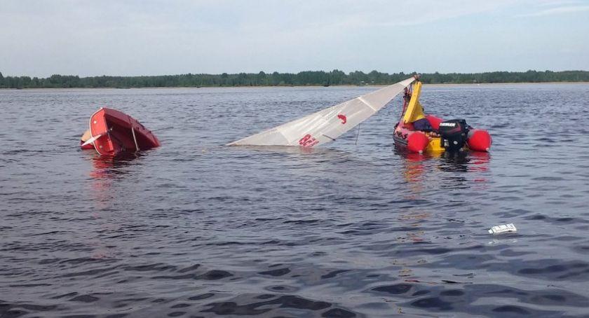 Wiadomości, zalewu Siemianówka wyłowiono ciało zaginionego mężczyzny - zdjęcie, fotografia