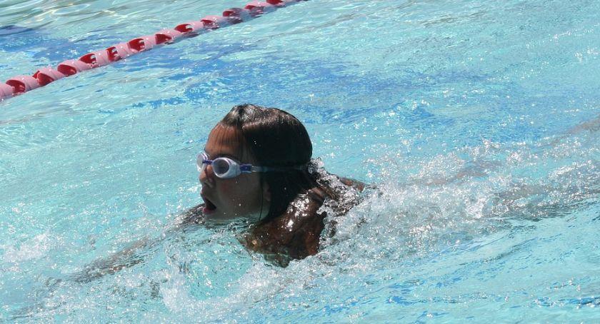 Sport, wtorek zawodach pływackich zmierzą przedszkolaki - zdjęcie, fotografia