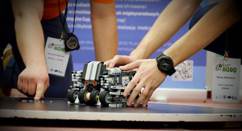 Wiadomości, chwilę Politechnice odbędzie Turniej Robotów - zdjęcie, fotografia