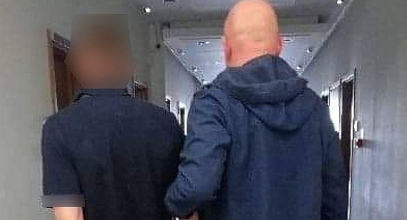 Wiadomości, Policjanci zatrzymali mężczyznę który napastował nieletnią - zdjęcie, fotografia
