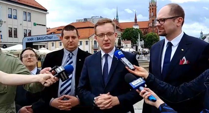 Polityka, Konfederacja trzeci wynik wyborach Parlamentu Europejskiego - zdjęcie, fotografia