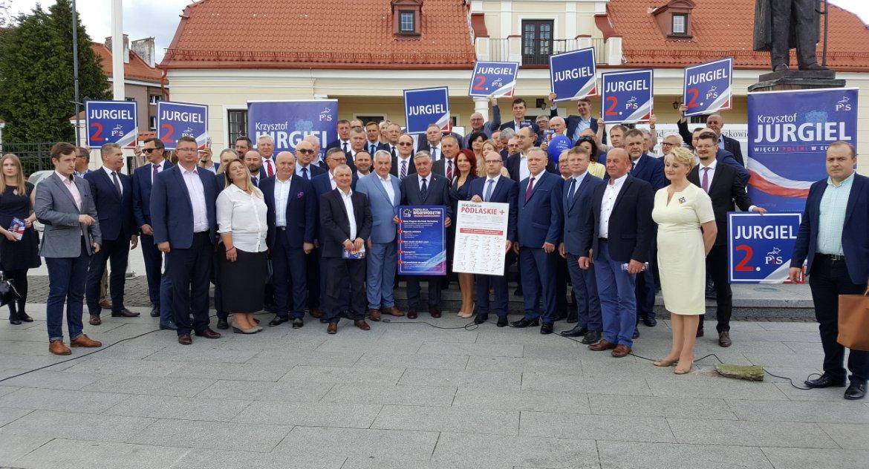 Polityka, Krzysztof Jurgiel mocnym wsparciem samorządowców - zdjęcie, fotografia