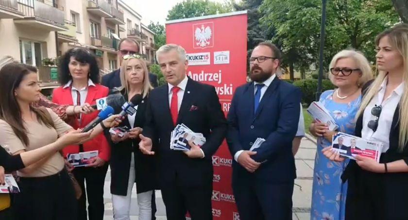 Polityka, Kukiz '15 Parlamencie Europejskim stworzyć frakcję obywatelską - zdjęcie, fotografia