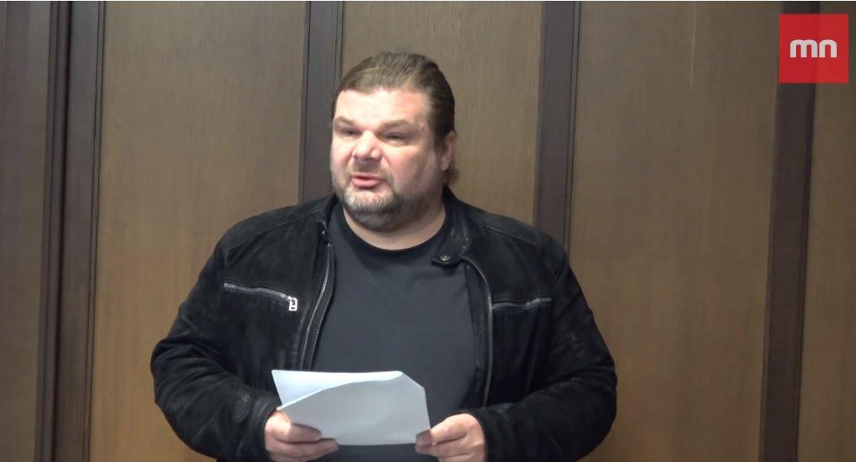 Wiadomości, Rafał Gaweł chyba niedługo pocieszy wolnością - zdjęcie, fotografia