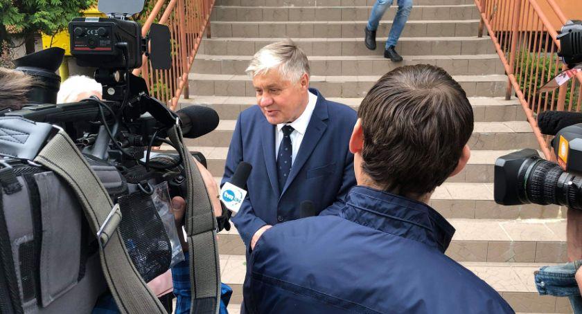 Polityka, Krzysztof Jurgiel mandatem europosła - zdjęcie, fotografia
