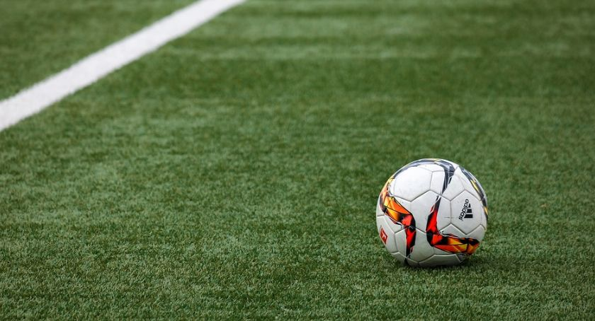 Piłka nożna, Łomża przyjazna piłce nożnej - zdjęcie, fotografia