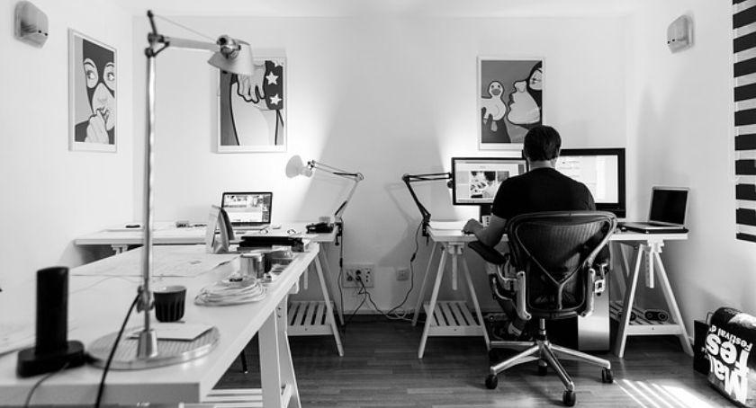 Nieruchomości, Projektowanie wnętrz - zdjęcie, fotografia