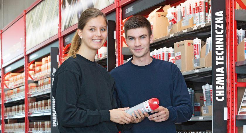 Wiadomości, Szkolenia nagrody podczas otwartych sklepu Würth - zdjęcie, fotografia