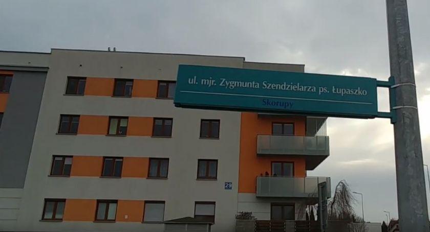 Wiadomości, Ulica Łupaszki zmiany czerwcu - zdjęcie, fotografia