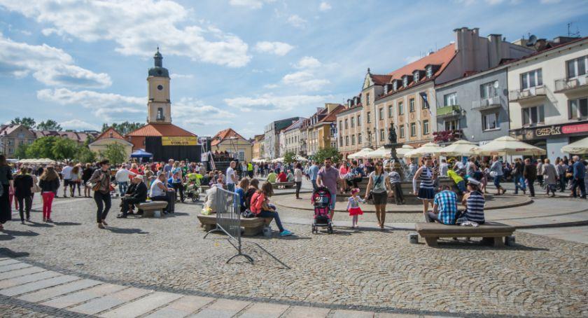 Wiadomości, potrwają Miasta Białegostoku - zdjęcie, fotografia