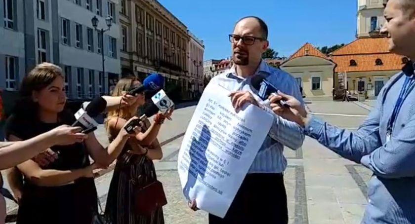 Wiadomości, Będzie kontrmanifestacja parady równości organizatorzy panują uczestnikami - zdjęcie, fotografia