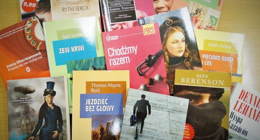 Kultura, Książnica Podlaska uwolni książki - zdjęcie, fotografia