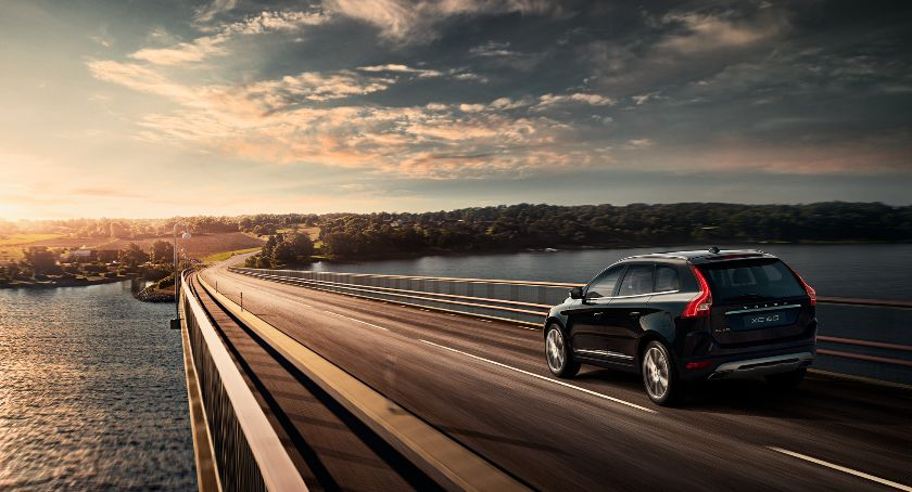 Motoryzacja, otwarte salonie Volvo przygotował białostocki dealer - zdjęcie, fotografia