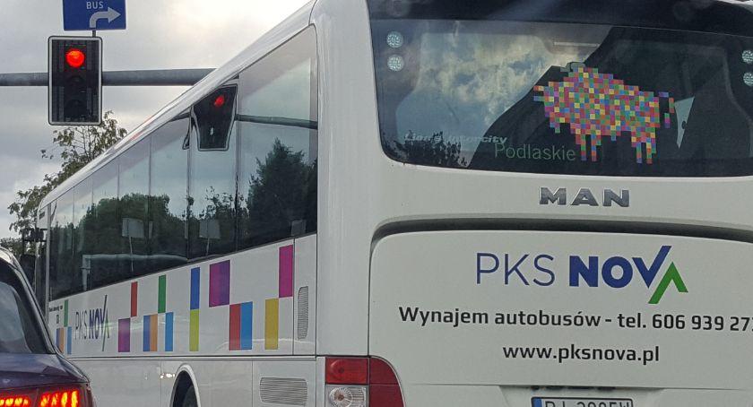 Wiadomości, Autobusy Choroszczy pojadą zmienioną trasą - zdjęcie, fotografia
