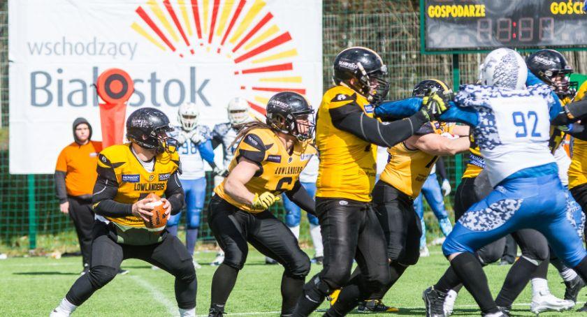 Sport, Lowlandersi zawalczą finał - zdjęcie, fotografia