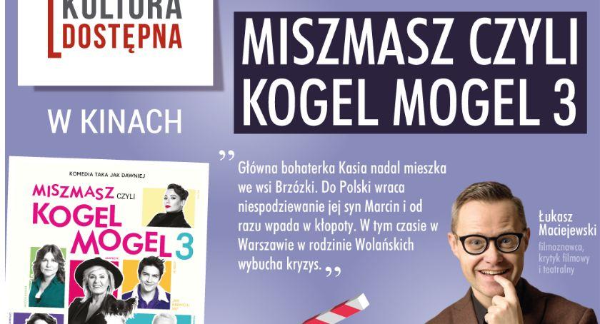Kultura, Kinie Helios polski komediowy który rozdania bilety - zdjęcie, fotografia