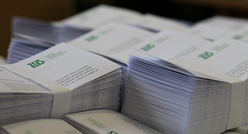 Wiadomości, Ruszyła wielka wysyłka listach prognozy naszych emerytur - zdjęcie, fotografia