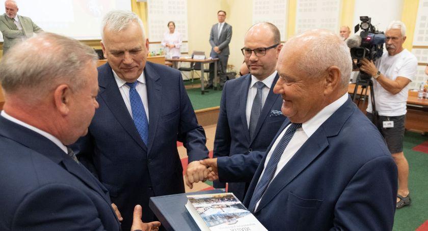 Wiadomości, Paweł Jungerman zastąpił Henryka Gryko stanowisku skarbnika województwa - zdjęcie, fotografia