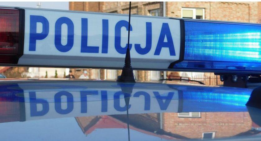 Wiadomości, Interwencja policji zakończyła wodzie - zdjęcie, fotografia