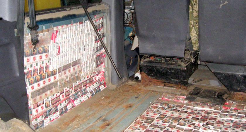 Wiadomości, Tysiące nielegalnych papierosów trafi obrotu - zdjęcie, fotografia