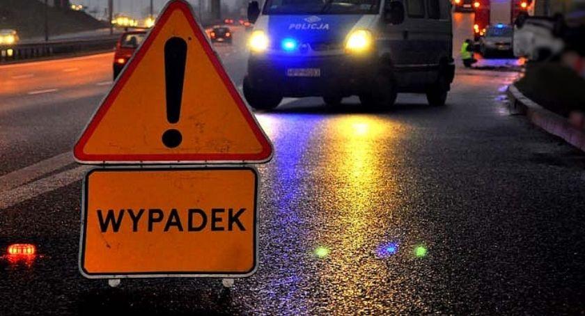 KOLIZJA 24, zderzeniu pojazdem ciężarowym kierowca zginął miejscu - zdjęcie, fotografia