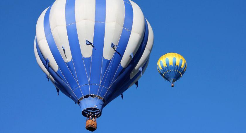 Wiadomości, Balony latają Krynką - zdjęcie, fotografia