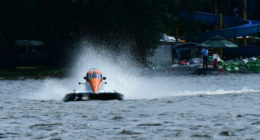 Sport, Ściganie Wodzie Augustowie - zdjęcie, fotografia