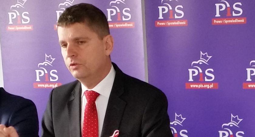 """Polityka, Dariusz Piontkowski """"jedynką"""" podlaskiego - zdjęcie, fotografia"""