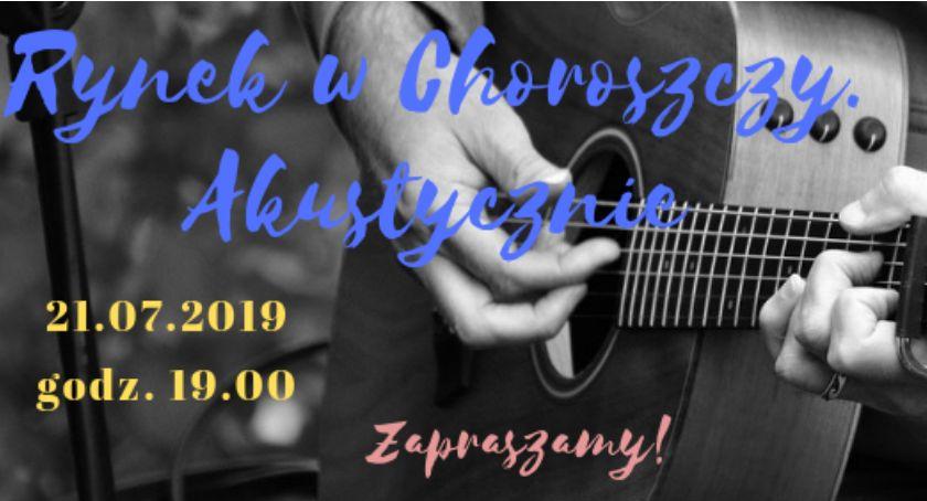 Kultura, Akustyczne brzmienia Choroszczy - zdjęcie, fotografia