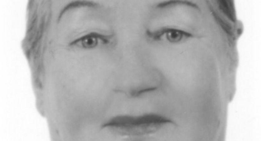 Wiadomości, Zaginęła starsza mieszkanka Augustowa Policjanci proszą pomoc odnalezieniu - zdjęcie, fotografia